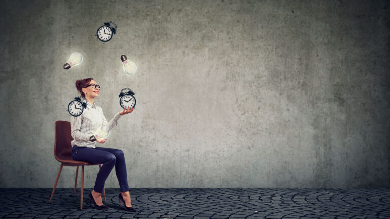 How to Juggle More Than One Manuscript
